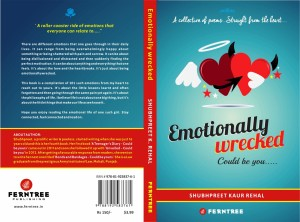 EMOTIONALLY WRECKED FULL COVER ---